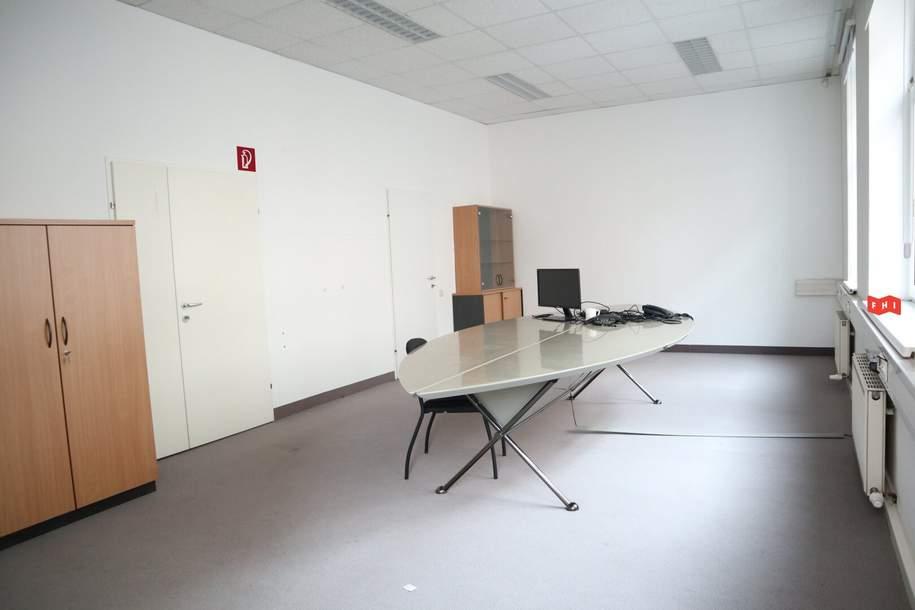 Perfektes Büro | Stellplätze | Nähe U3 | Unbefristet, Gewerbeobjekt-miete, 11,50,€, 1150 Wien 15., Rudolfsheim-Fünfhaus
