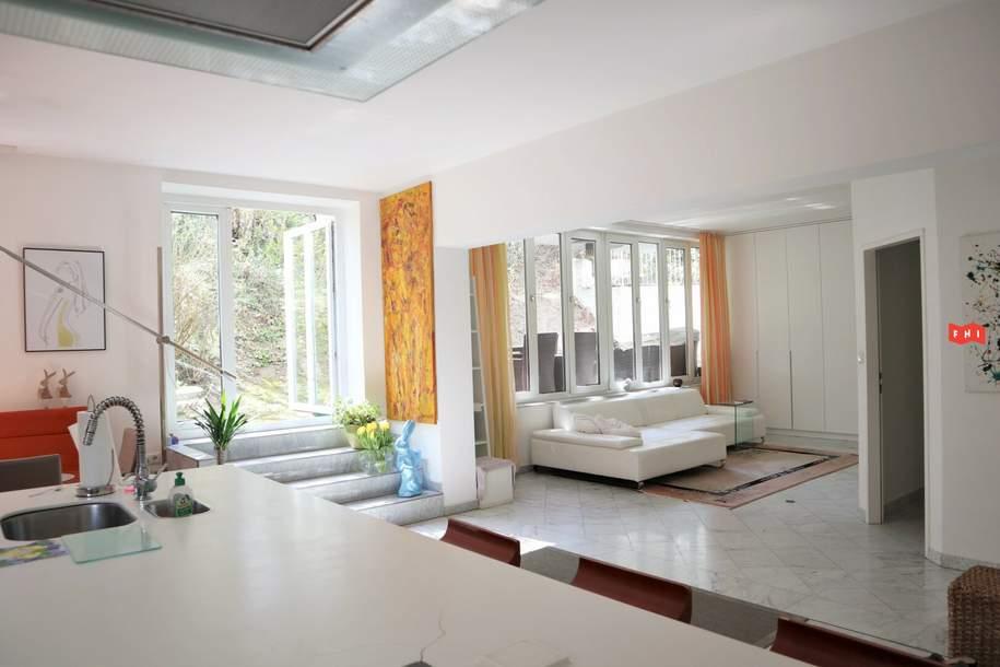 4-6 Zimmer | Garten, Wohnung-kauf, 899.000,€, 1190 Wien 19., Döbling