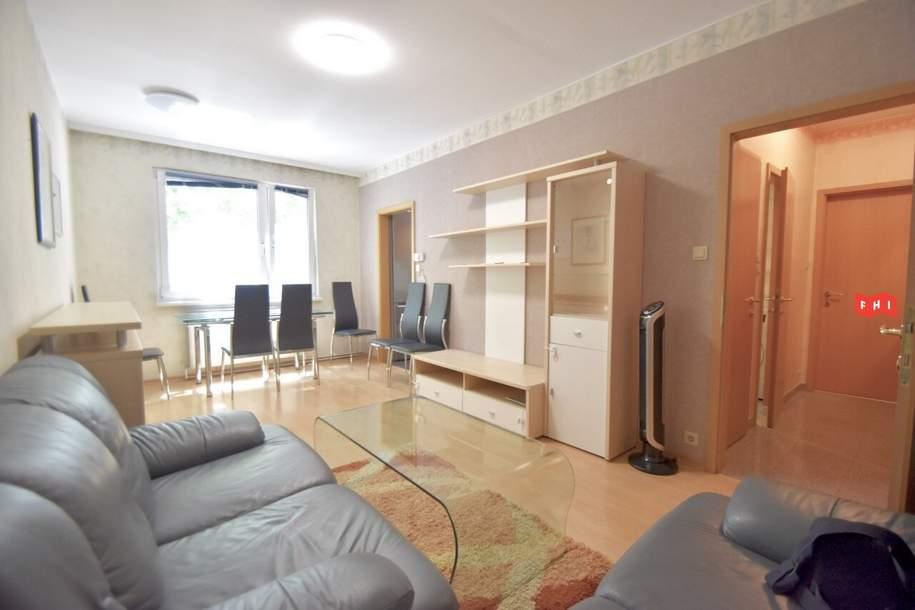 2,9% Rendite - Gepflegte 2 Zimmer Anlegerwohnung Nähe U1 Reumannplatz, Wohnung-legalform.mietkauf, 215.000,€, 1100 Wien 10., Favoriten