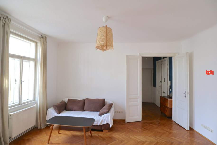 Gemütliche 2 Zimmer Wohnung in 1070 Wien, Wohnung-kauf, 349.000,€, 1070 Wien 7., Neubau