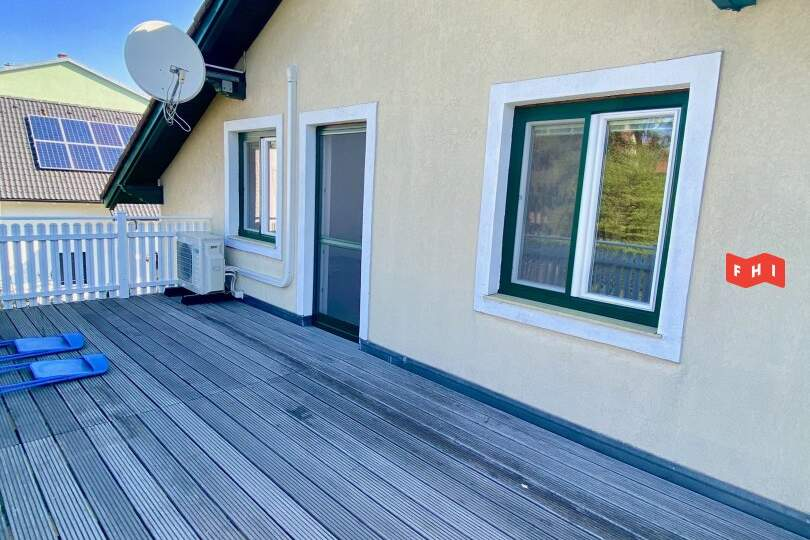 3-Zimmer DG-Wohnung mit Balkon!, Wohnung-miete, 1.390,00,€, 2380 Mödling