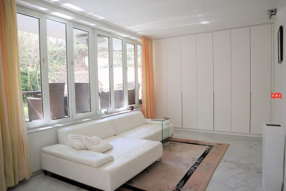 4-6 Zimmer | Büro | Garten, Gewerbeobjekt-kauf, 899.000,€, 1190 Wien 19., Döbling