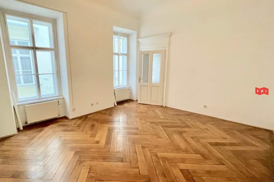 3-Zimmer Wohnung in Innenstadtlage, Wohnung-miete, 2.499,99,€, 1010 Wien 1., Innere Stadt