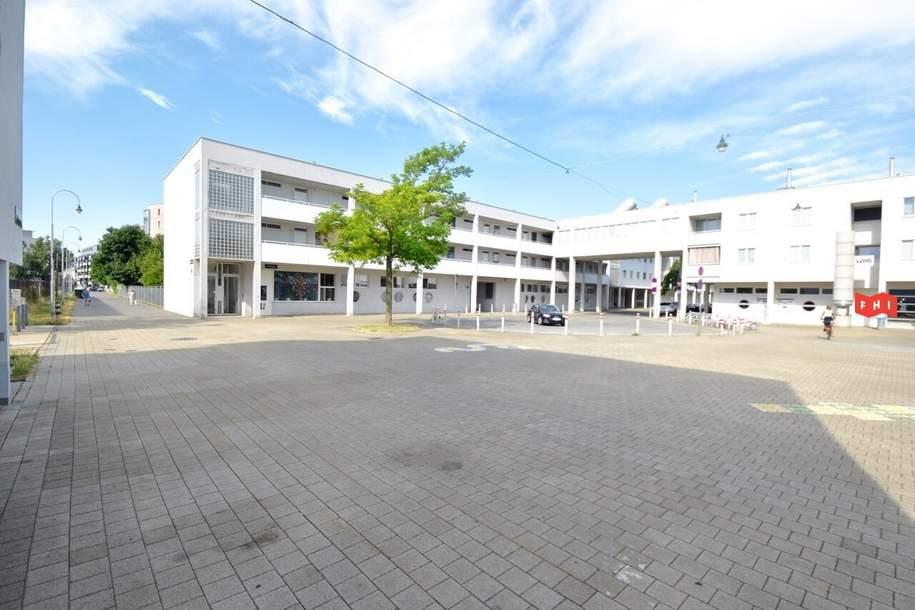Südseitige 2 Zimmer Neubaumiete mit Südbalkon in ruhiger Lage Nähe U2 Donauspital, Wohnung-miete, 780,00,€, 1220 Wien 22., Donaustadt