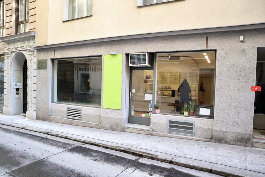 Restaurant Nähe Am HOF, Gewerbeobjekt-miete, 32,34,€, 1010 Wien 1., Innere Stadt