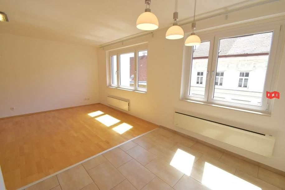 Südseitige 3 Zimmer Neubaumiete mit Klimaanlage Nähe U3 Zieglergasse, Wohnung-miete, 1.290,00,€, 1060 Wien 6., Mariahilf