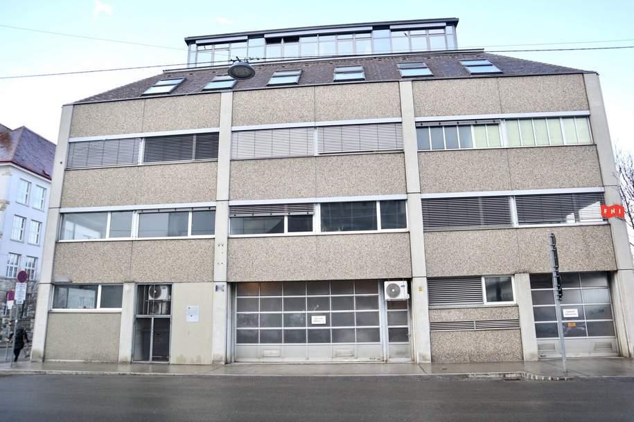 Bürohaus inkl. Labor und Lagerflächen in zentraler Lage, Gewerbeobjekt-miete, 9,00,€, 1160 Wien 16., Ottakring